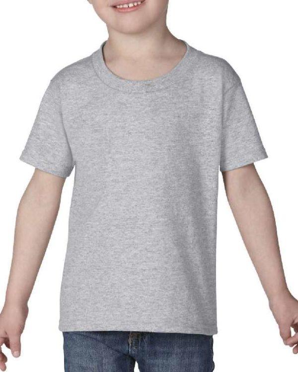 Детская футболка меланж