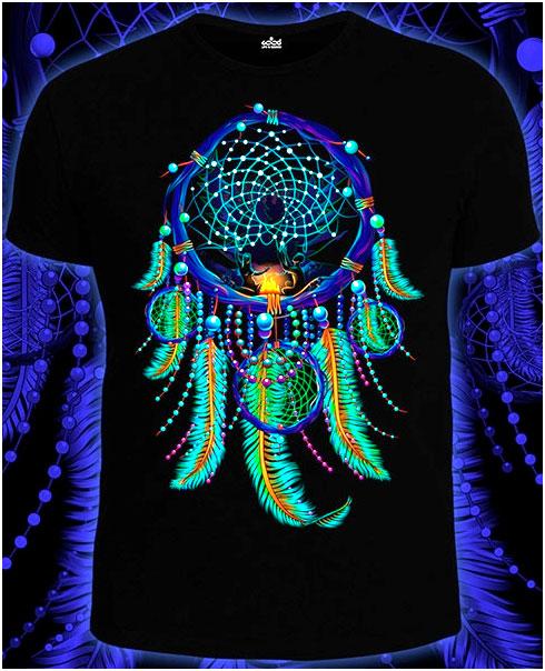флюоресцентные и фосфоресцирующие краски