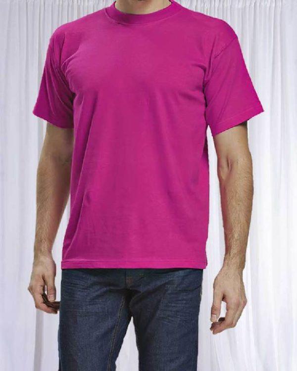Футболка Классик Фуксия (розовая)