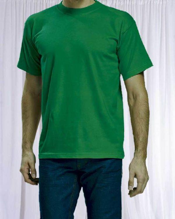 Футболка Классик Зеленая