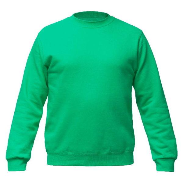 Свитшот Премиум, цвет зеленый