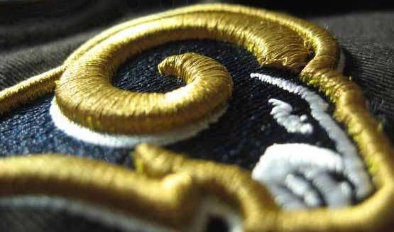 Вышивка золотыми и серебряными нитками