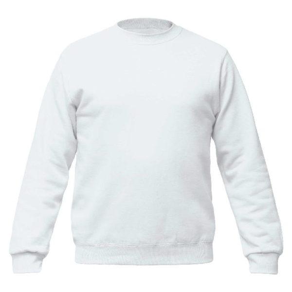 Свитшот Премиум, цвет белый