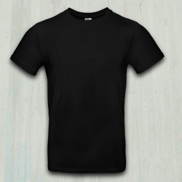 Футболка Премиум-180 черная