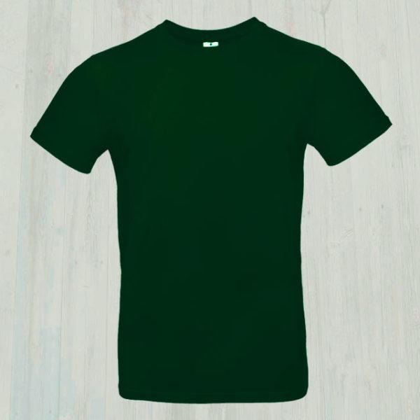 Футболка Премиум-180 темно-зеленая