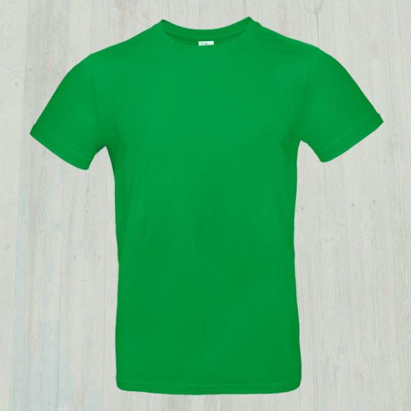 Футболка Премиум-180 зеленая