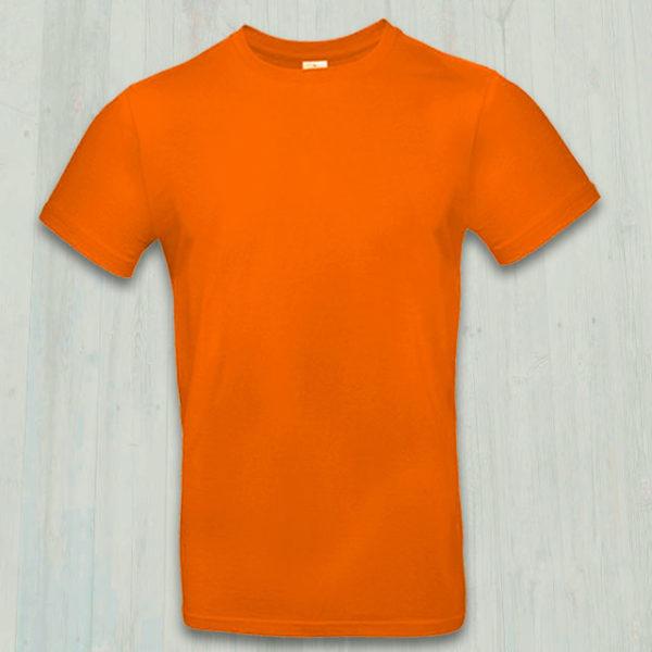 Футболка Премиум-180 оранжевая