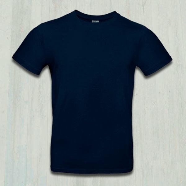 Футболка Премиум-180 темно-синяя
