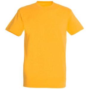 Футболка Премиум 180 Темно-желтый