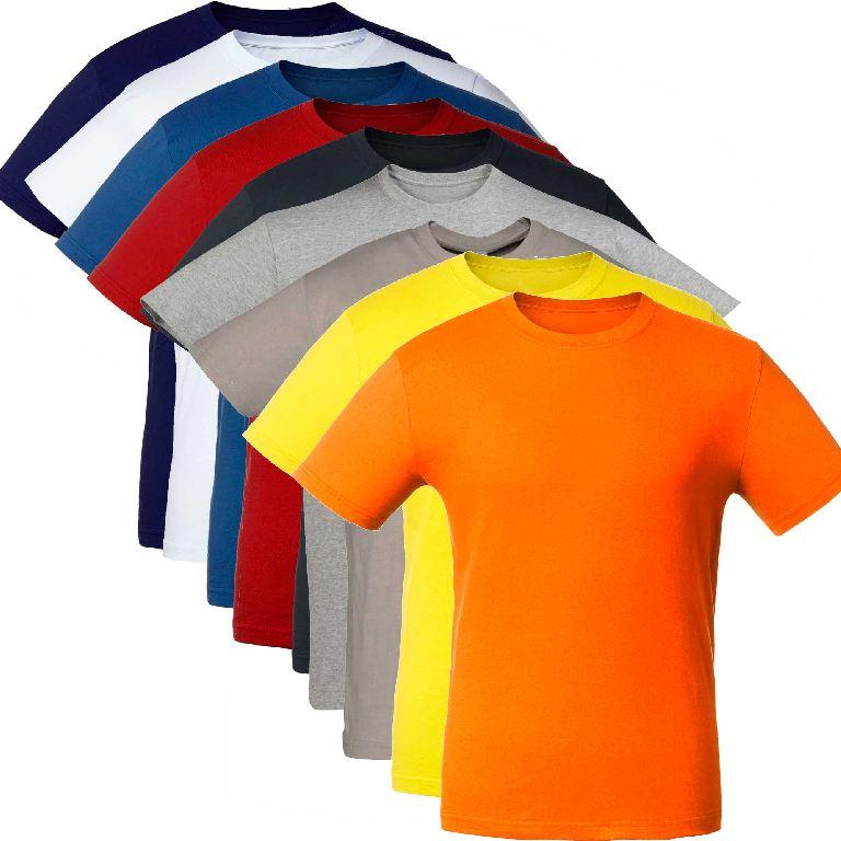Какие бывают мужские футболки