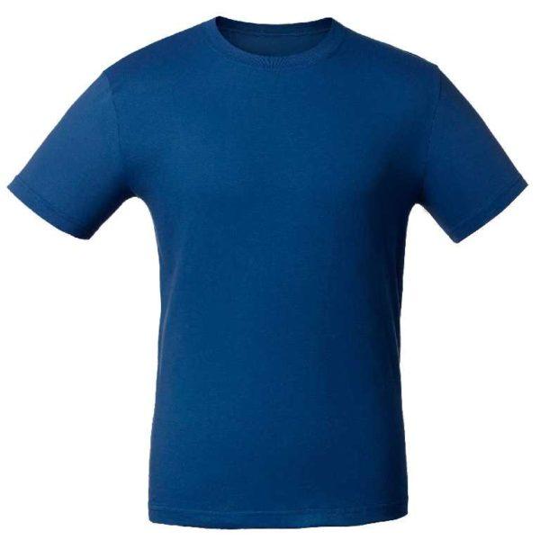 Футболка промо-лайт синий