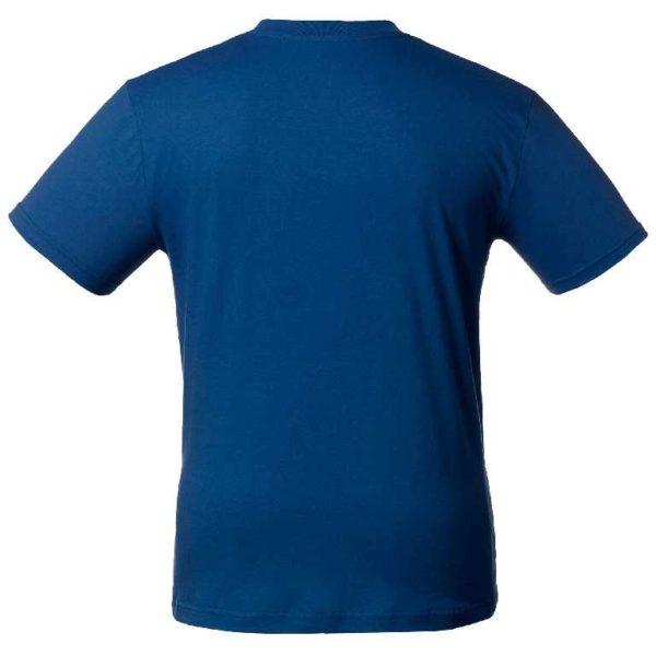 Футболка промо-лайт синяя
