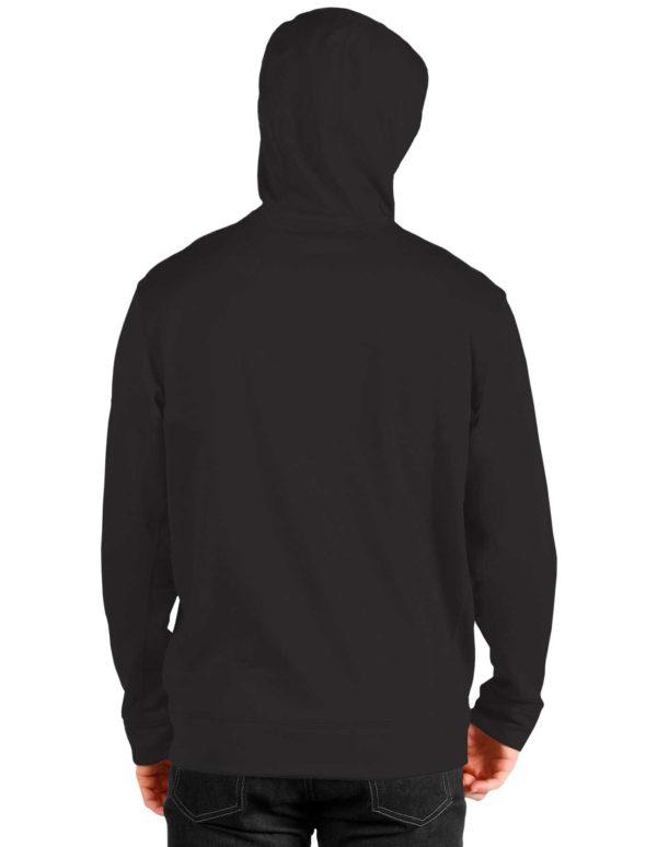 Худи-кенгуру Премиум черная