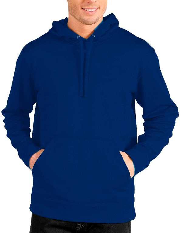 Худи-кенгуру Премиум синяя (василек)