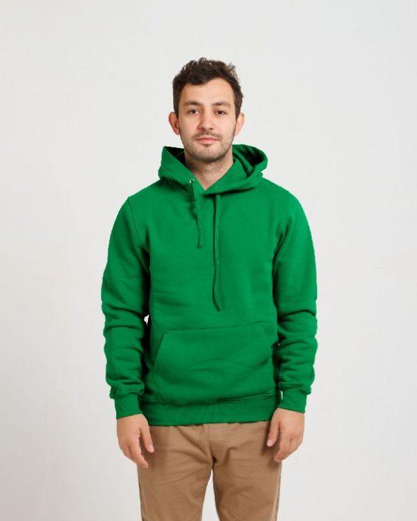 Худи Премиум Зеленый
