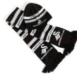 Вязаные комплекты: шарф и шапка