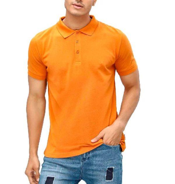 Поло Премиум оранж
