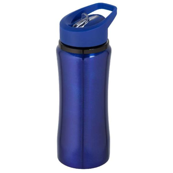 Бутылка спортивная Премиум синяя