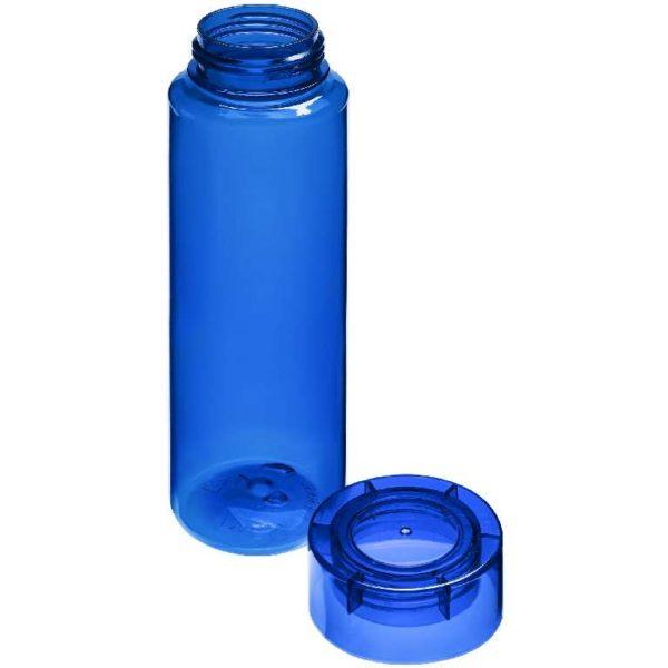 Бутылка спортивная синяя