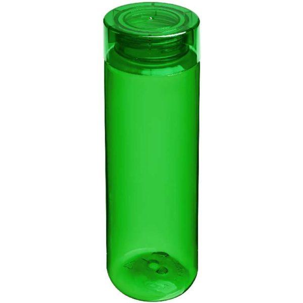 Бутылка спортивная зеленая