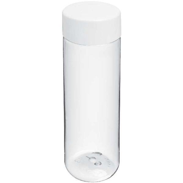 Бутылка спортивная белая