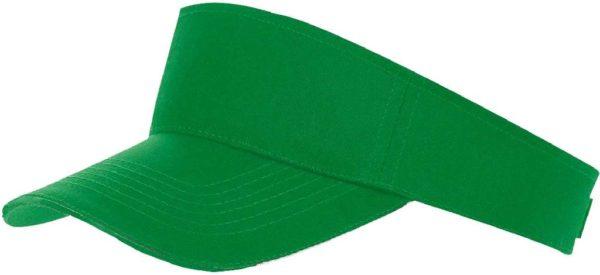 Козырек зеленый