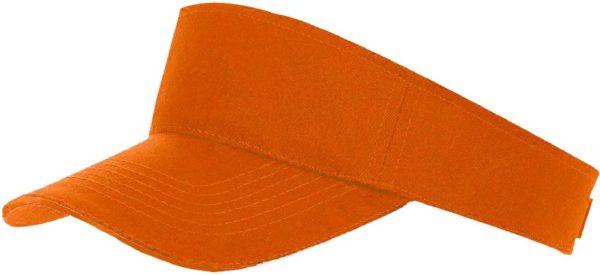 Козырек оранжевый
