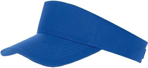 Козырек синий