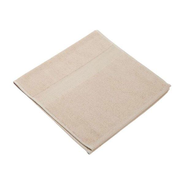 Полотенце махровое песок
