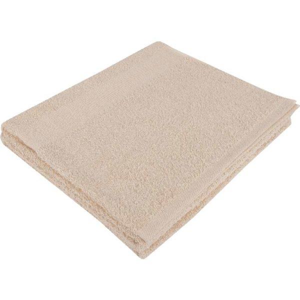 Полотенце махровое банное 70*140 песок