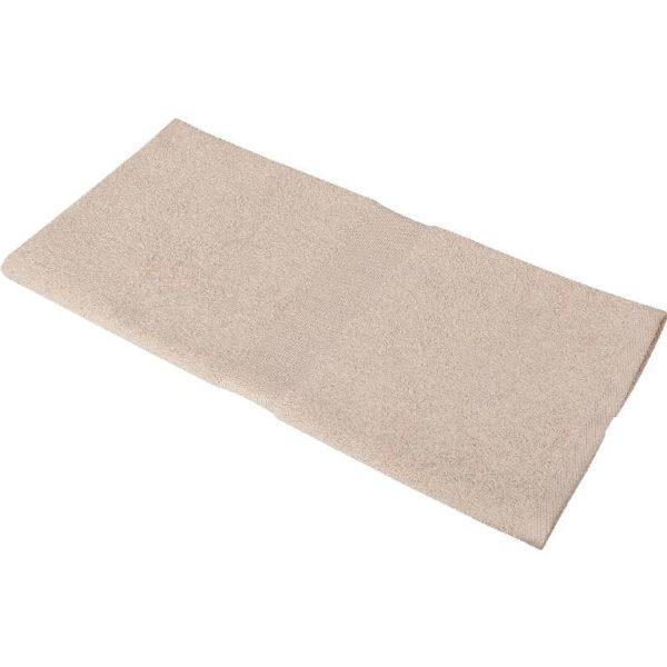 Полотенце махровое 50*90 песок