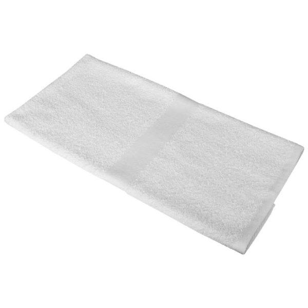 Полотенце махровое 50*90 белое