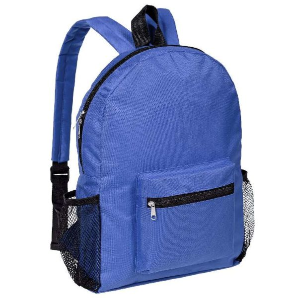 Рюкзак детский классик синий