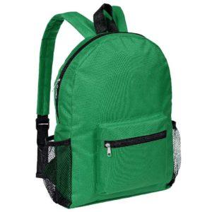 Рюкзак детский классик зеленый
