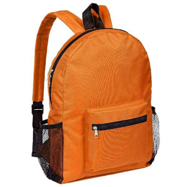 Рюкзак детский классик оранжевый