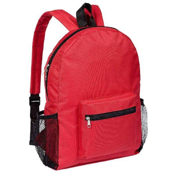 Рюкзак детский классик красный