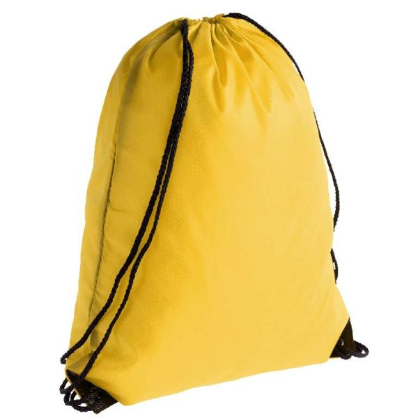 Рюкзак детский желтый