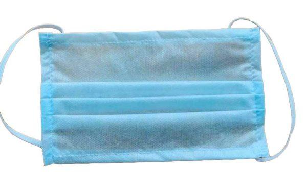 Маски гигиенические оптом. Цвет синий