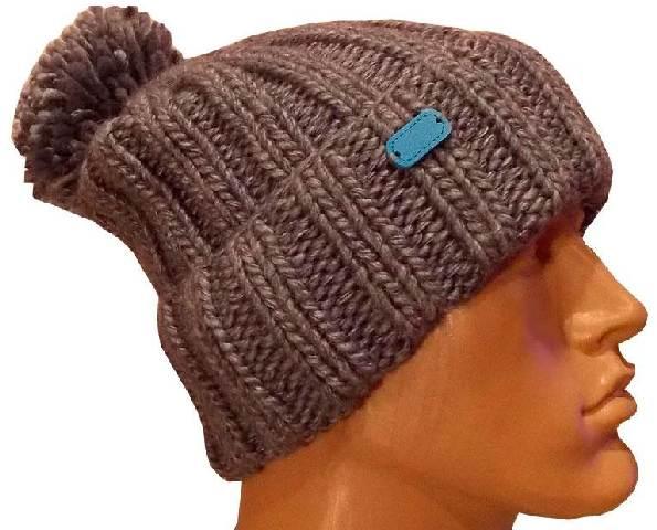 На всю голову: как выбрать вязаную шапку по форме лица