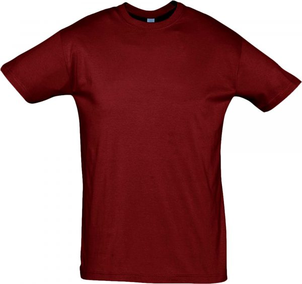 Футболка Премиум пенье, цвет бордовый