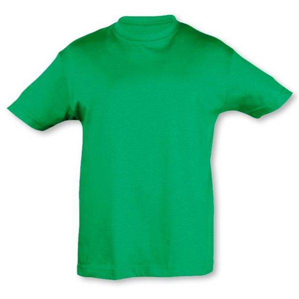 Футболка Премиум Пенье цвет зеленый