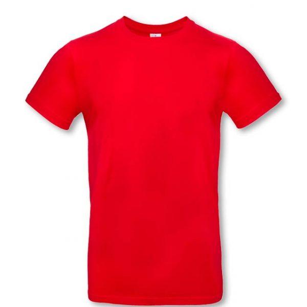Футболка Премиум Пенье цвет красный