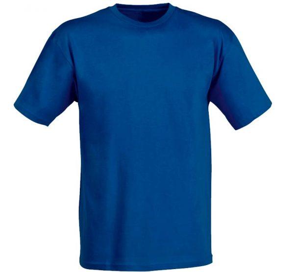 Футболка детская Премиум-180 цвет синий