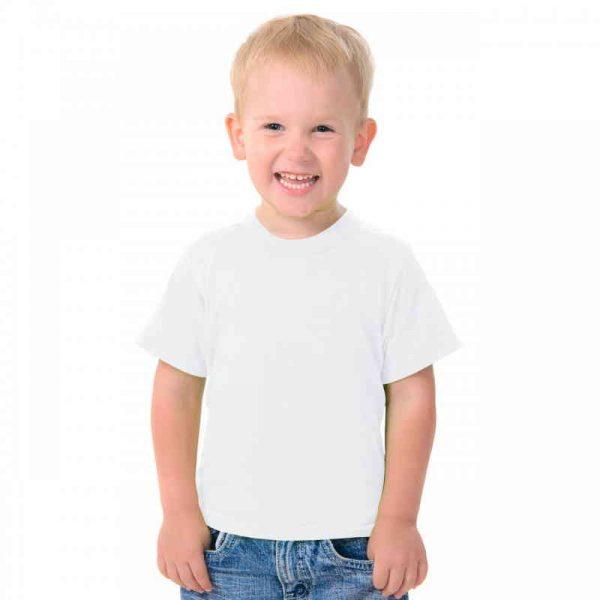 Футболка белая детская премиум Пенье