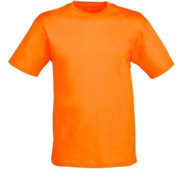 Футболка детская Премиум-180 цвет оранжевый
