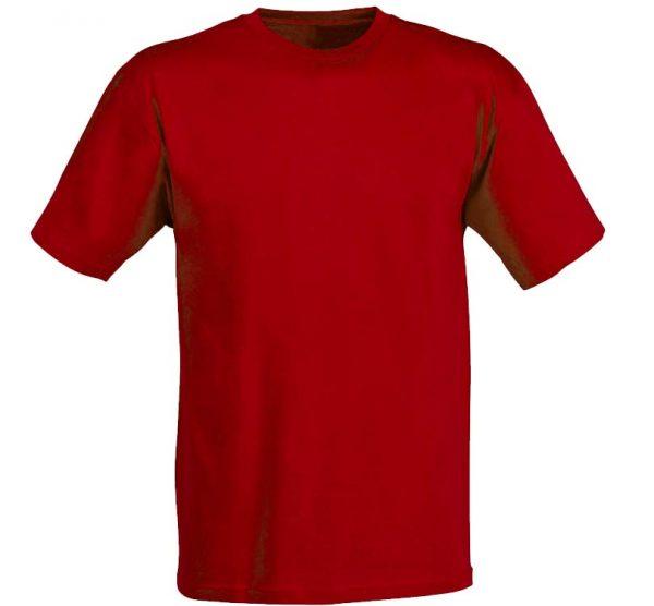 Футболка детская Премиум-180 цвет красный