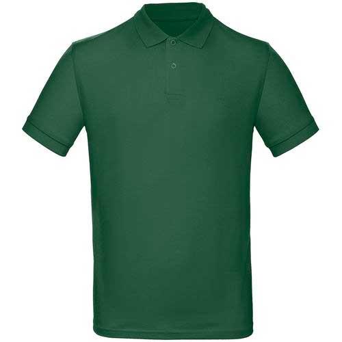 Поло Премиум пенье цвет темно-зеленый