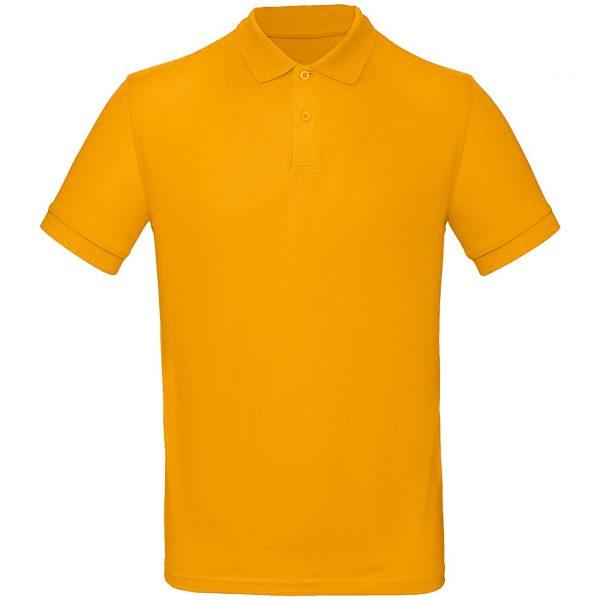 Поло Премиум пенье цвет желтый