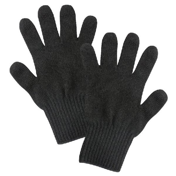 Перчатки вязаные Классик
