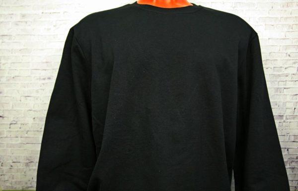 Толстовка (свитшот) черный